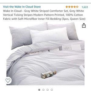 🛑SOLD🛑 Queen comforter set